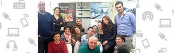 Terminou a 1ª ação de formação de formadores de bLearning em Lisboa
