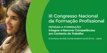 III Congresso Nacional da Formação Profissional